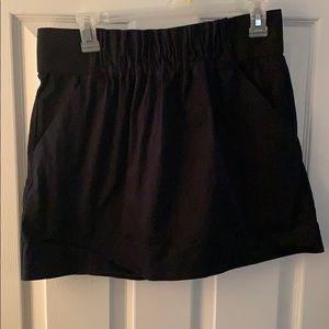 Candies mini black skirt